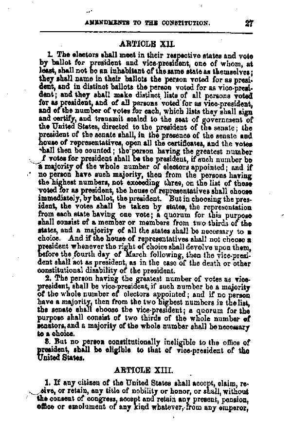 One of the last printings of the amendment, in the 1867 laws of Colorado