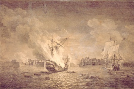 The 1758 Siege of Louisbourg