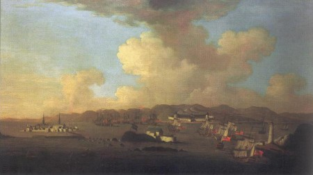 The 1745 Siege of Louisbourg