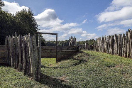 The Stockade Fort. Source.