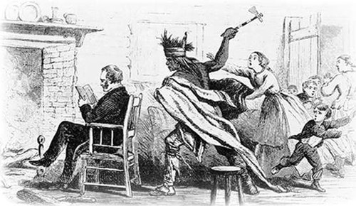 The Death of Marcus Whitman
