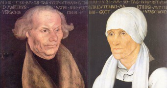 Luther's Parents, Hans and Margarethe