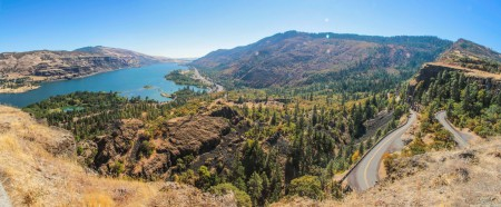 Columbia River, Oregon
